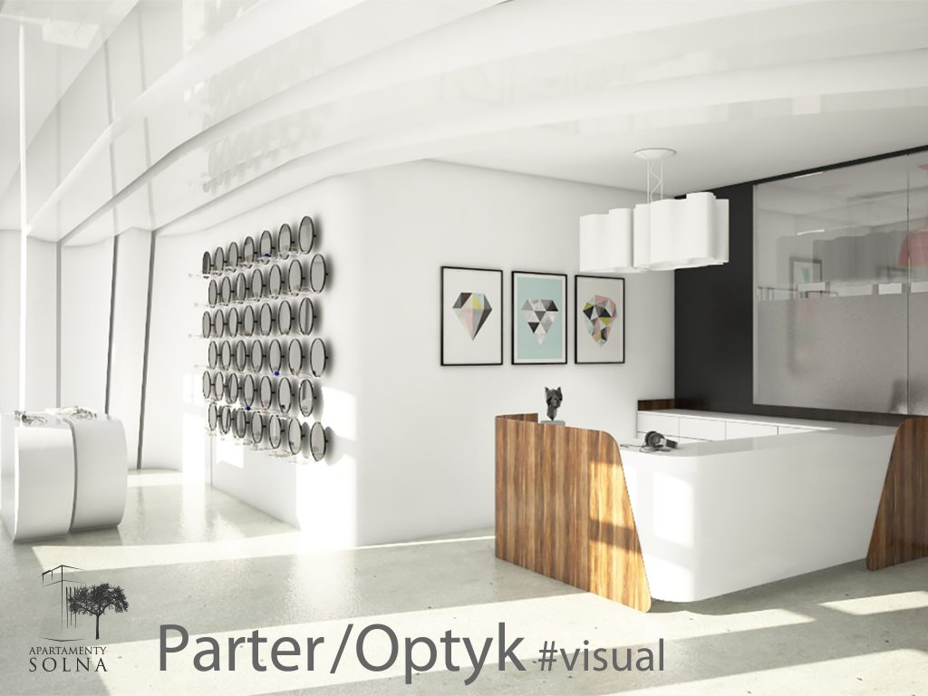 Lokal użytkowy - Apartamenty Solna - Moryson Development