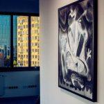 Wernisaż Noriakiego w Apartamenty Solna 27 Poznań